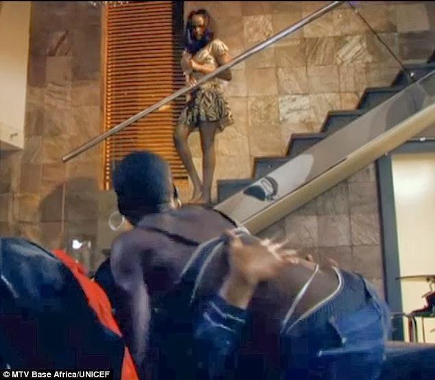 Lupita Nyongo Sex Porn - Photos: Lupita In Sex Scenes For MTV's Shuga + Gets ...