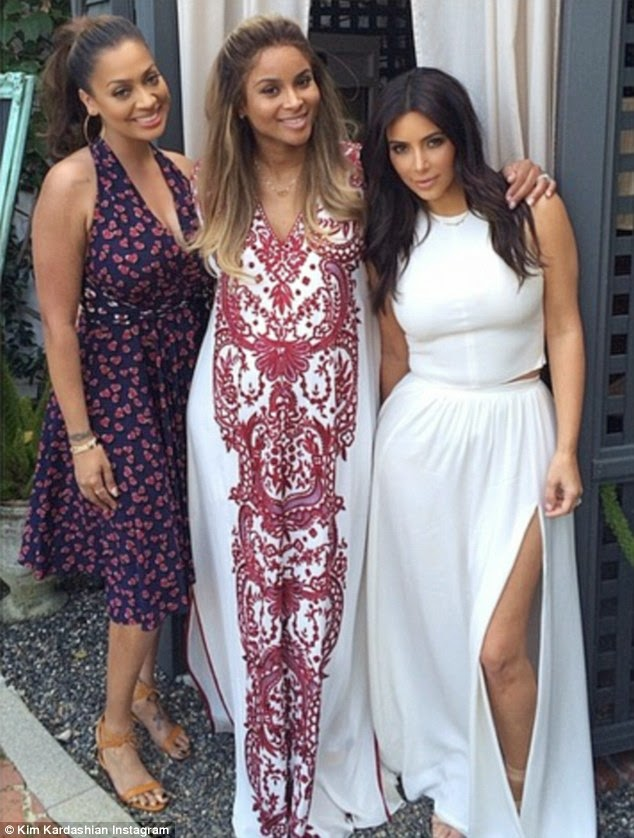 Photos From Ciara S Baby Shower The Bloomgist