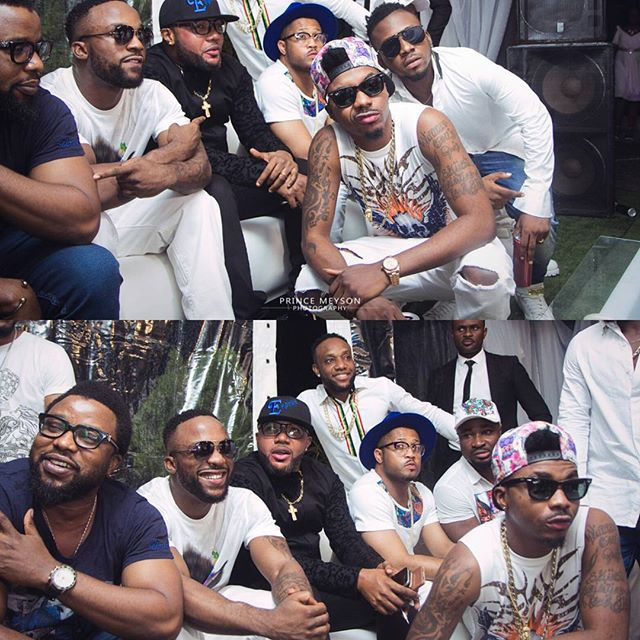 Iyanya performs duet with 2Face as he celebrates 29th birthday