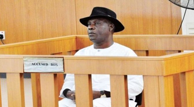 Confusion in court as judge abandons Orubebe's case for Saraki