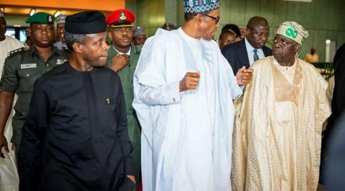 Obasanjo is an expired politician, says Tinubu