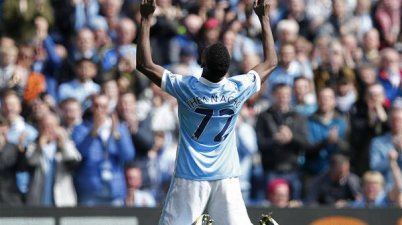 Iheanocho's brace puts Manchester City back on third place
