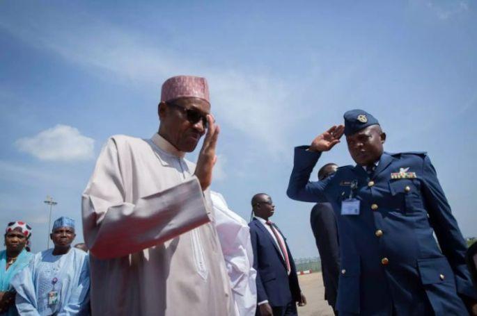 Buhari departs for medical treatment 5
