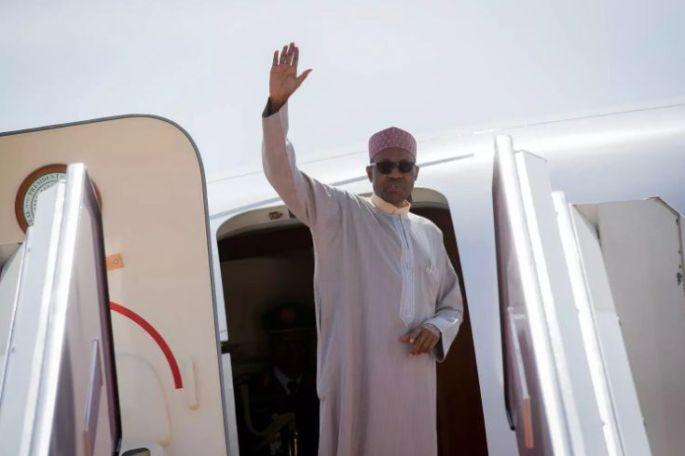 Buhari departs for medical treatment 6