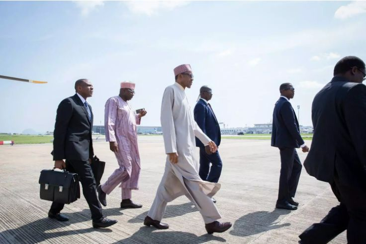 Buhari departs for medical treatment