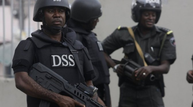 Nigeria SSS gets new director after Senate's 'luck down'