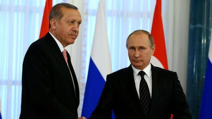 Erdogan, Putin agree on Syria aid, G20 meeting