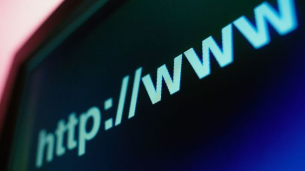 With DNS web users are able to use easy-to-remember addresses