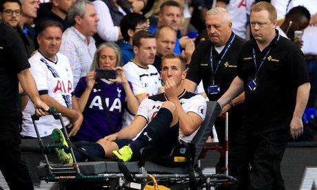 Harry Kane ankle injury leaves Tottenham fearing scan result