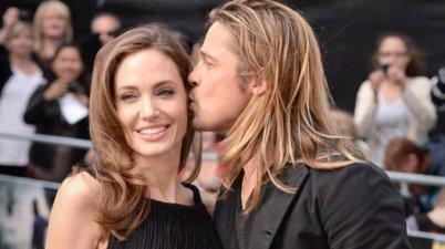 Angelina Jolie Pand Brad Pitt