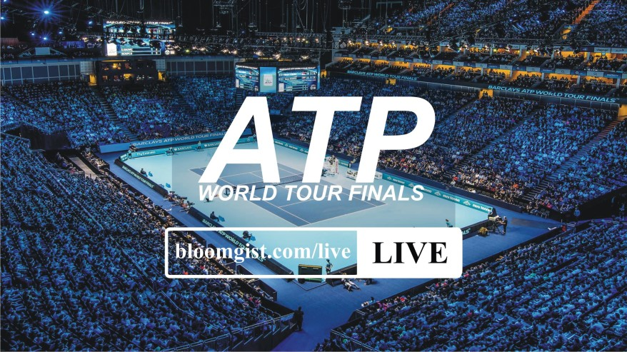 ATP world tour finals on The Bloomgist