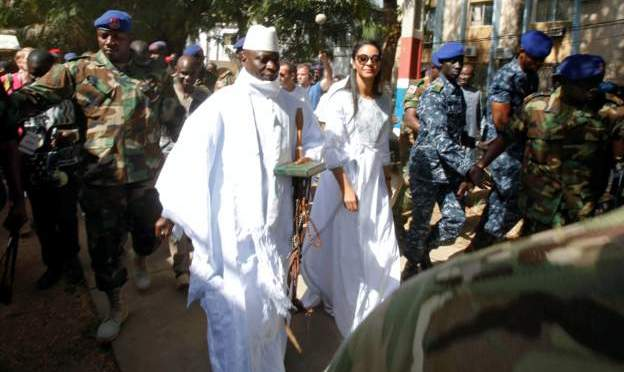 Gambia election face-off: Yahya Jammeh'must step down now'