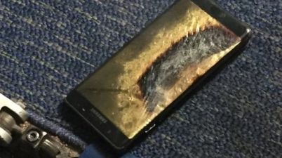The Galaxy Note 7 had been well-reviewed but dozens of the phones overheated