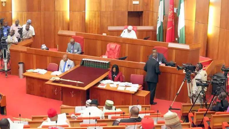 Senate vs SGF: We never threatened to shut down Buhari's govt - Senate