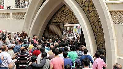 Egypt: 22 comfirmed dead, dozens injured in explosion inside church