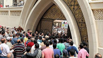 Egypt: 22 comfirmed dead, dozens injured in explosion inside church
