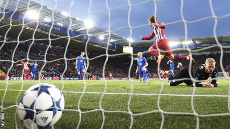 Reactions as resilient Leicester knocked out of Champions League