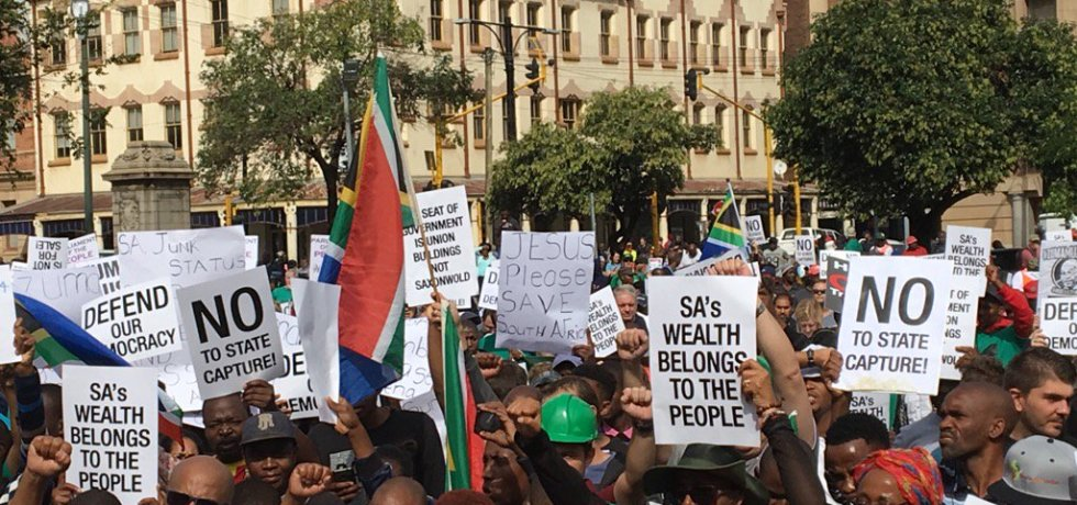 Between Zuma and South Africa - The Bloomgist