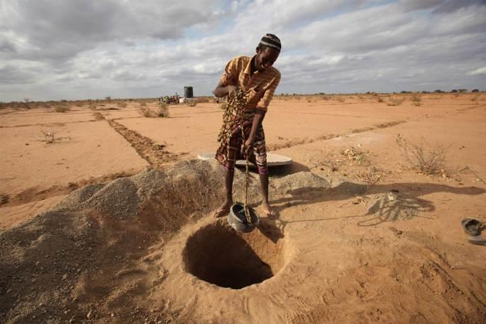 Famine in Somalia 4