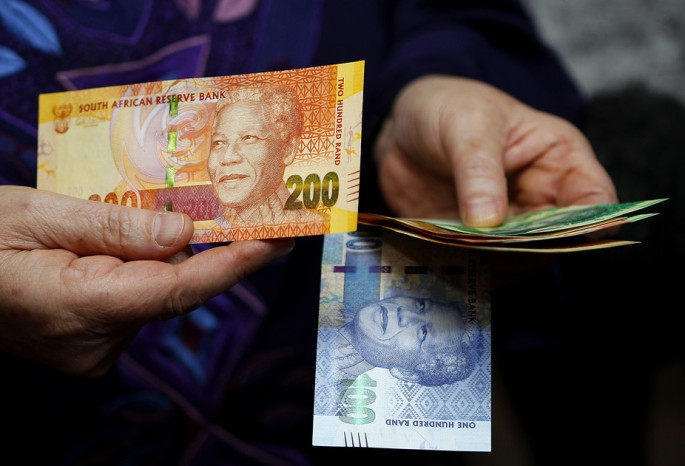 White population in extensive control of the South Africa's economy