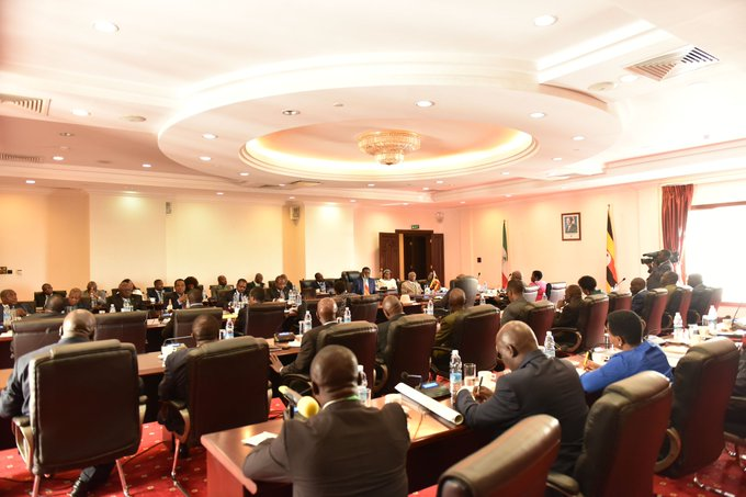 President Yoweri Museveni and other African leaders 2 (2)
