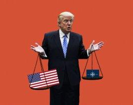 OPINION: President Trump Fails NATO | It's quite embarrassing