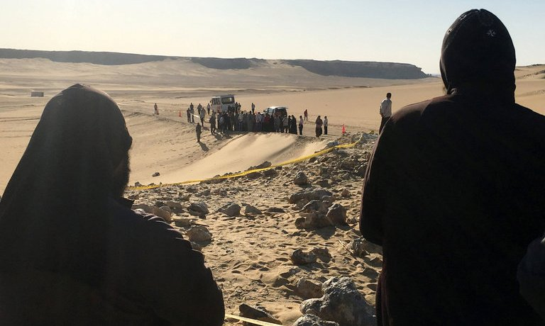 Only small number of Christians remain in Egypt | How long until all Christians are wiped out of the country?