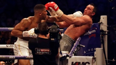 Anthony Joshua could fight Klitschko in October - promoter