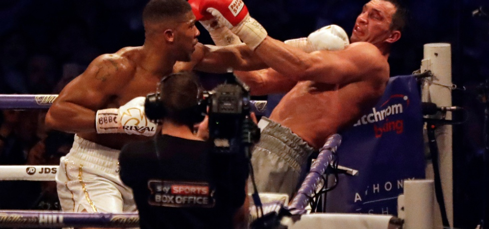 Anthony Joshua could fight Klitschko in October - promoter