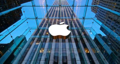 Apple becomes first US company to cross $800bn in market value