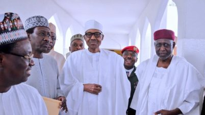 Buhari's Health: We will only say what people around the president tell us - Garba Shehu