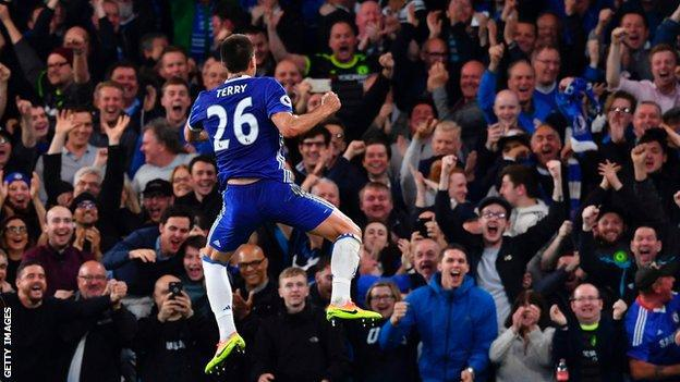 Chelsea celebrates Premier League title triumph with a victory over Watford