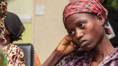 Acting President Osinbajo confirms the escape of another Chibok girl from Sambisa Forest