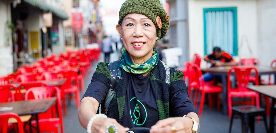 Your next UberEats meal could be delivered by this 70-year-old grandmother
