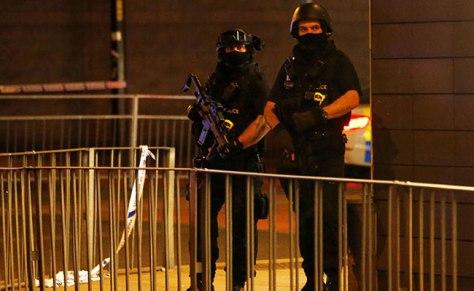 "Manchester attack: Trump calls attackers ""losers"""