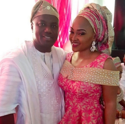 Mercy Aigbe is suffering from Mental issues - Husband