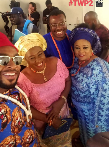 Movie blog: Patience Ozokwor features in 'Wedding Party 2'