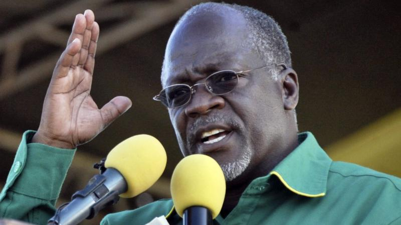 No president student would be allowed school - President Magufuli