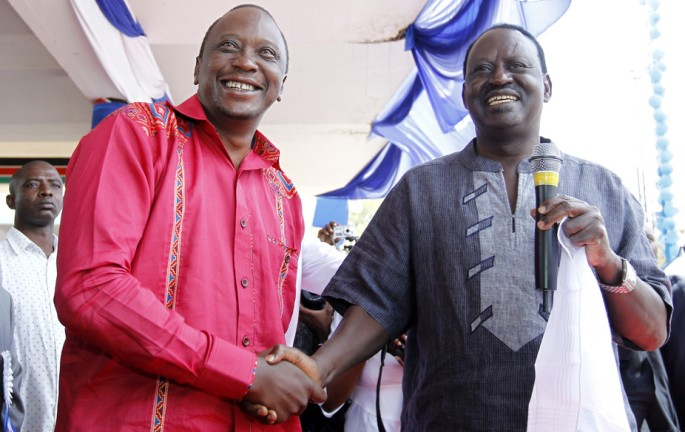 A dose of faith, tribe and hard cash | things that will decide the Kenyan election
