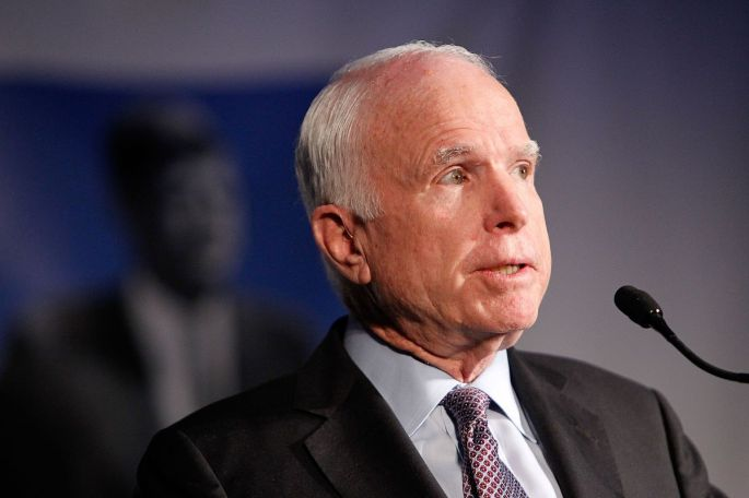Sen. John McCain set to return to vote to keep Republican efforts to repeal Obamacare