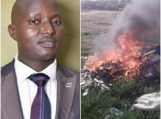 'Bible burning' Court summons Ugandan pastor