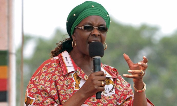 Mugabe's wife mounts pressure on him to name his successor