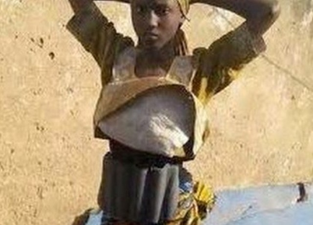 Boko Haram has deployed most female suicide bombers in history