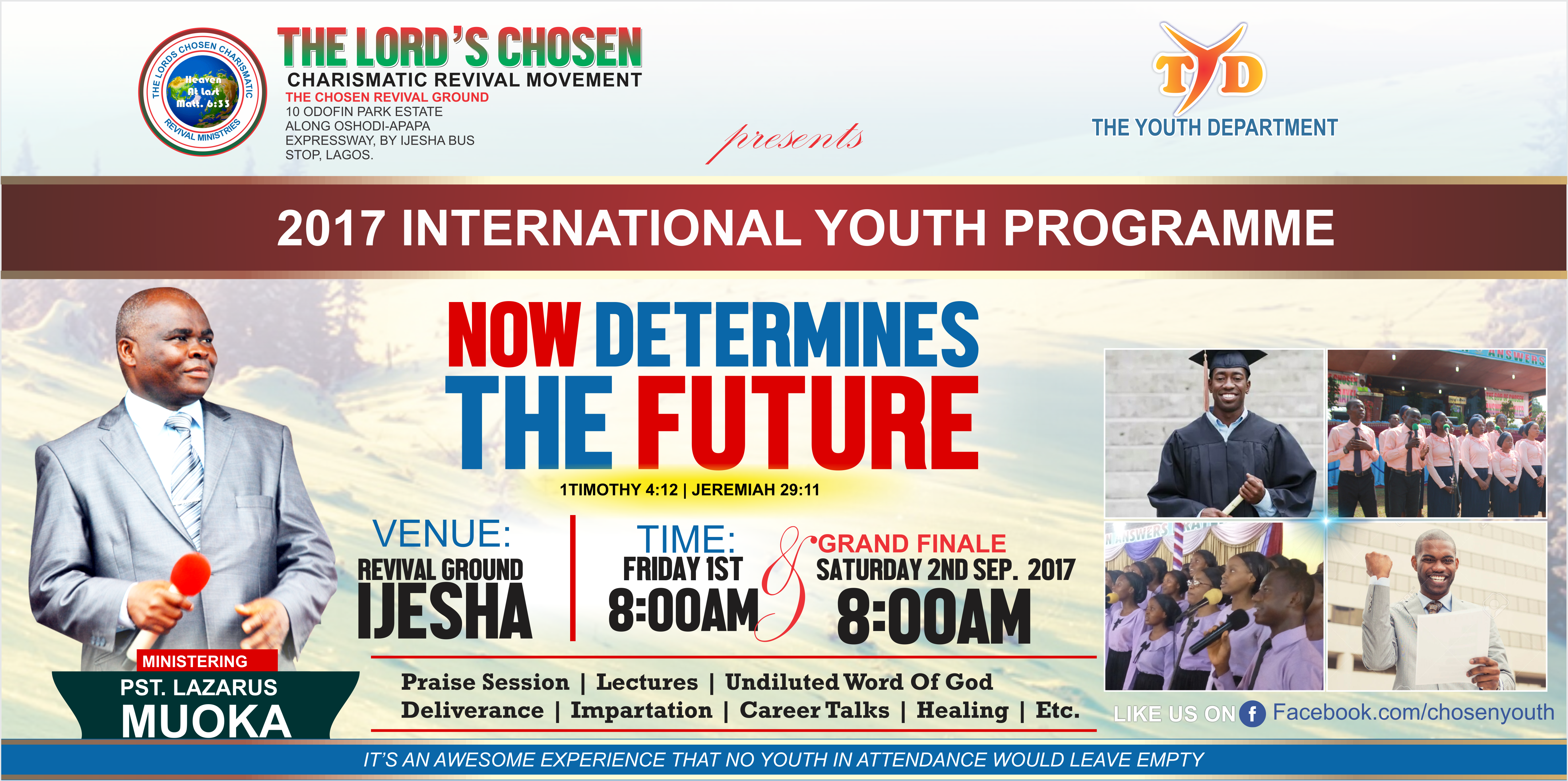 2017 Youth Programme 3