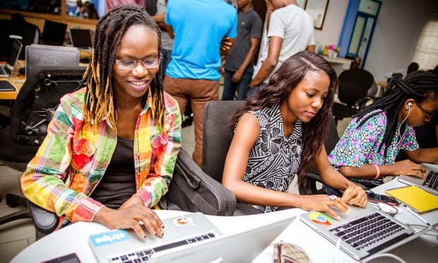 Breaking the code: how Nigerian women are changing the face of tech