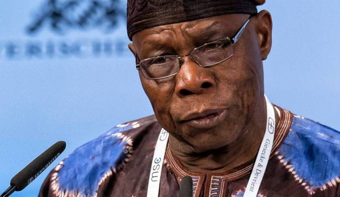 No old politician will leave politics for you - Obasanjo to Nigerian youth