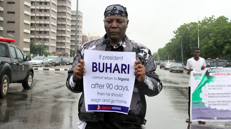 #ResumeOrResign: Presidency reacts to attack on Charly Boy