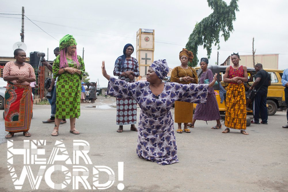 Drama review: Hear Word is back, with even a bang