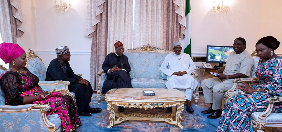 Buhari's proof of life photos is an insult to Nigerians | Social media attack presidency