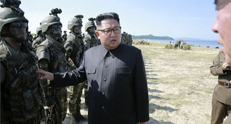 North Korea fires missile over northern Japan - Japan government